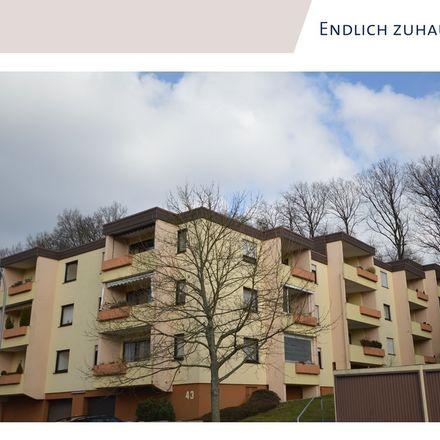 Rent this 2 bed apartment on Graf-Stauffenberg-Straße 43 in 66121 Saarbrücken, Germany