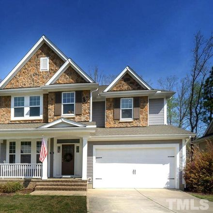 Rent this 4 bed house on 765 Ancient Oaks Drive in Holly Springs, NC 27540