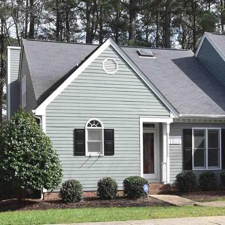 Rent this 3 bed loft on 1015 Oak Lake Court in Raleigh, NC 27606