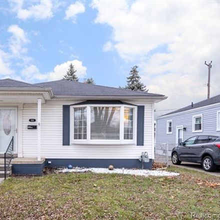 Rent this 3 bed house on 934 Champaign Road in Lincoln Park, MI 48146