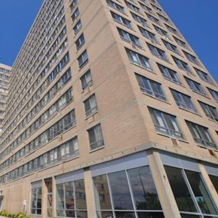 Rent this 1 bed condo on 8900 East Jefferson Avenue in Detroit, MI 48214