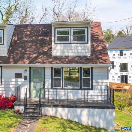 Rent this 5 bed house on Rockland Avenue in Charlottesville, VA 22902