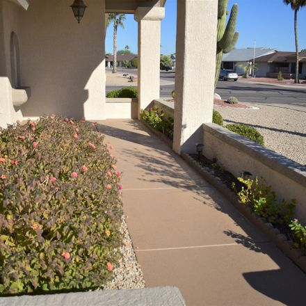 Rent this 2 bed house on 19830 North 146th Drive in Maricopa County, AZ 85375