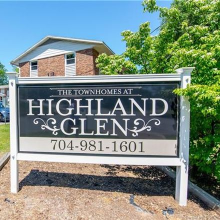 Rent this 2 bed townhouse on 318 Highland Street in Mount Holly, NC 28120