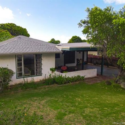 Rent this 3 bed house on 534 West Hind Drive in Honolulu, HI 96821