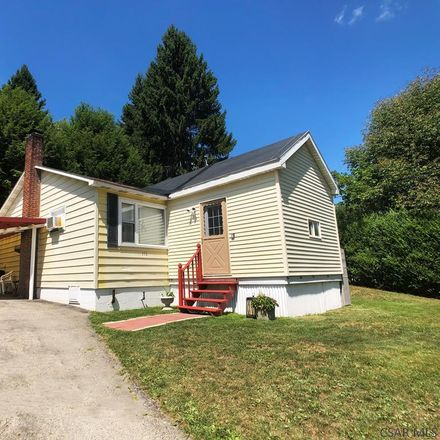 Rent this 2 bed house on 170 Pennway Dr in Nantyglo, PA