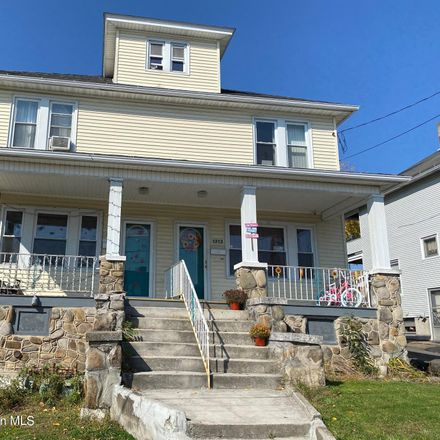 Rent this 6 bed duplex on 1311 Short Avenue in Scranton, PA 18508