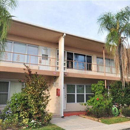 Rent this 1 bed condo on 4325 58th Way North in Kenneth City, FL 33709
