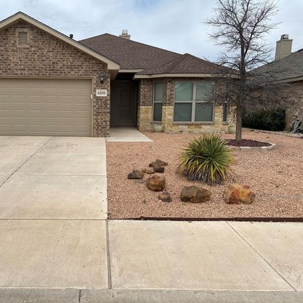 Rent this 3 bed apartment on 6108 Mile High Lane in Midland, TX 79706