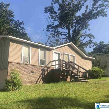 Rent this 3 bed house on 1824 Dry Creek Cir in Birmingham, AL