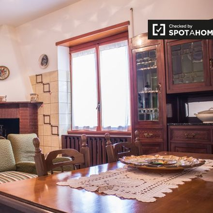 Rent this 2 bed apartment on Via Adriano I in 00167 Rome RM, Italy