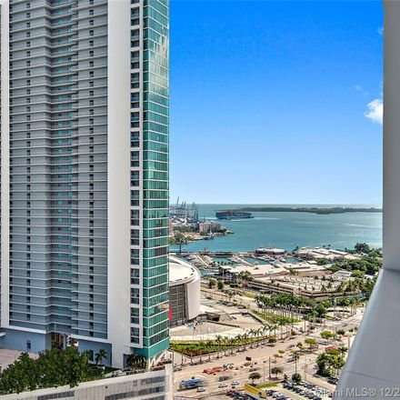 Rent this 4 bed condo on 851 Northeast 1st Avenue in Miami, FL 33132