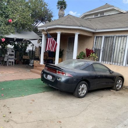 Rent this 0 bed apartment on 159 West 62nd Street in Los Angeles, CA 90003