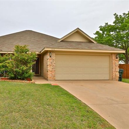 Rent this 4 bed house on 4318 Dee Ann Court in Abilene, TX 79606