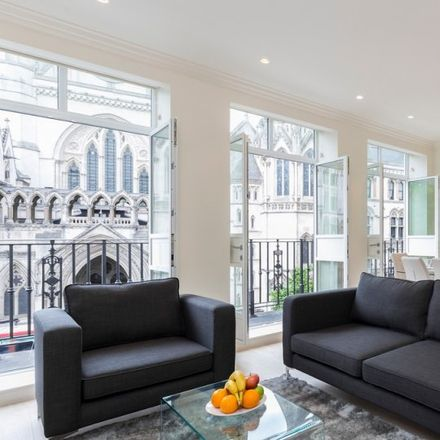 Rent this 3 bed apartment on Little Essex Street in London WC2, United Kingdom
