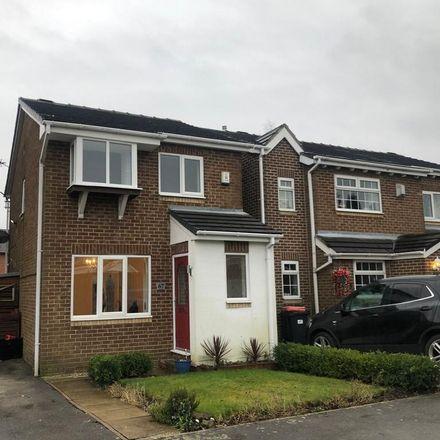 Rent this 3 bed house on Foxglove Road in Oakwell WF17 9NN, United Kingdom