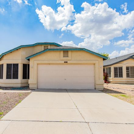 Rent this 3 bed house on 15024 North 85th Drive in Peoria, AZ 85381