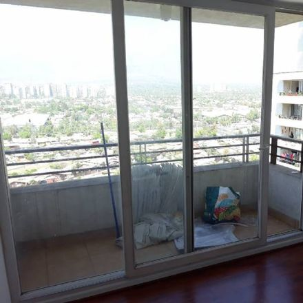 Rent this 1 bed apartment on Condominio Los Andes - Torre D in Inacap, 781 0000 Macul