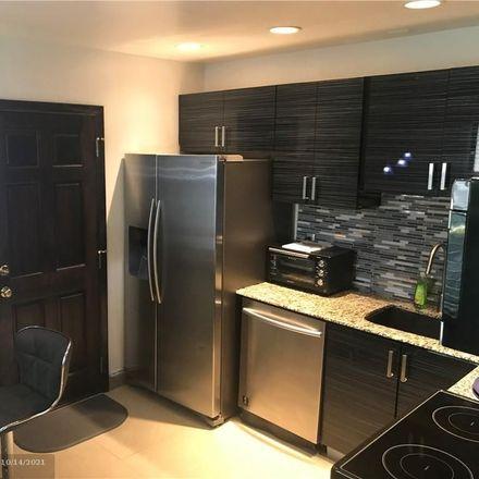 Rent this 2 bed duplex on 1473 Northwest 10th Street in Dania Beach, FL 33004