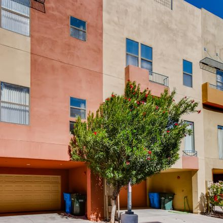 Rent this 2 bed townhouse on East Culver Street in Phoenix, AZ 85008-4905