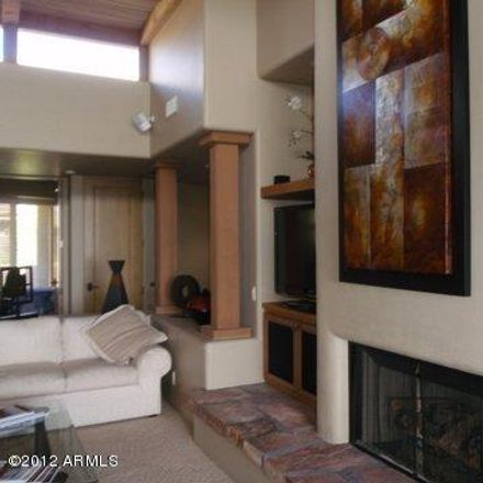 Rent this 3 bed townhouse on 40053 North 111th Place in Scottsdale, AZ 85262