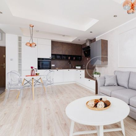 Rent this 1 bed apartment on Mińska 58 in 54-610 Wroclaw, Poland