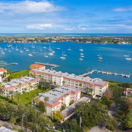 Rent this 2 bed condo on 157 Marine Street in St. Augustine, FL 32084