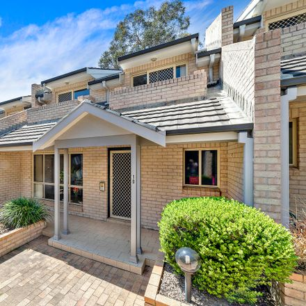 Rent this 3 bed townhouse on 10/831 Henry Lawson Drive