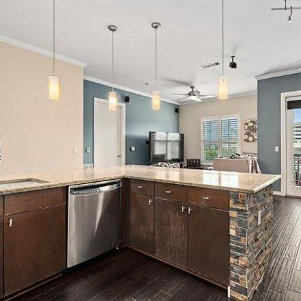 Rent this 1 bed condo on 2950 McKinney Avenue in Dallas, TX 75204