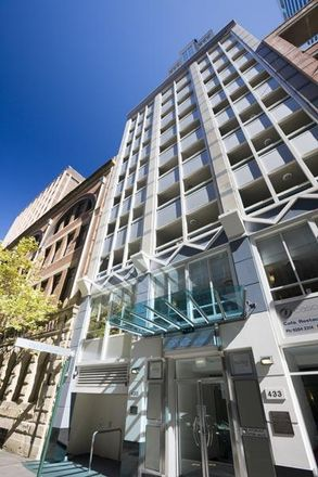 Rent this 1 bed apartment on 602/433 Kent Street