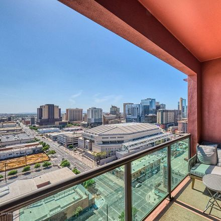 Rent this 1 bed apartment on Summit at Copper Square in 310 South 4th Street, Phoenix