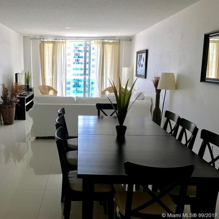 Rent this 1 bed condo on Ocean Reserve in 19370 Collins Avenue, Sunny Isles Beach