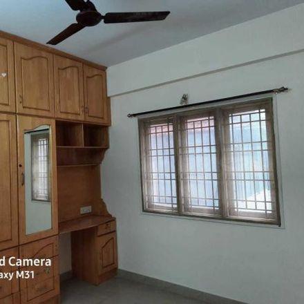 Rent this 3 bed apartment on Kaggadasapura Lake in 6th E Cross Road, C V Raman Nagar Ward