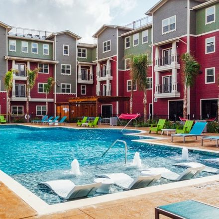 Rent this 1 bed apartment on Cullen Boulevard in Houston, TX 77023