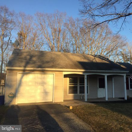 Rent this 2 bed house on 18 Ravenwood Boulevard in Barnegat Township, NJ 08005