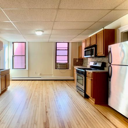 Rent this 2 bed apartment on 329 Grand Street in Hoboken, NJ 07030