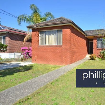 Rent this 3 bed house on 18 McDonald Street
