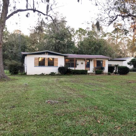 Rent this 3 bed house on 15639 NE 17 Ave in Starke, FL