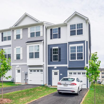 Rent this 3 bed townhouse on Overlook Drive in New Hanover Township, PA 19525