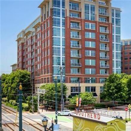 Rent this 2 bed apartment on Ashton South End Luxury Apartment Homes in 125 West Tremont Avenue, Charlotte