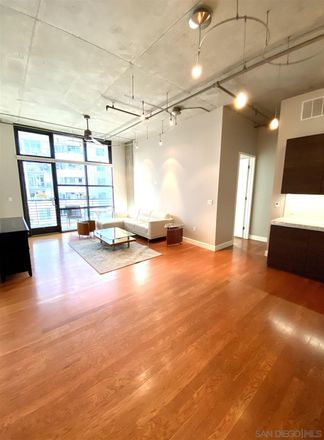 Rent this 1 bed loft on M2i in 1050 Island Avenue, San Diego