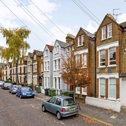 Rent this 2 bed apartment on 44 St Luke's Avenue in London SW4 7EA, United Kingdom