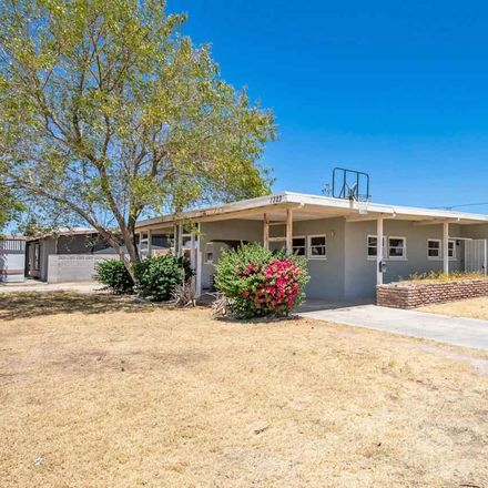 Rent this 3 bed apartment on S 11th Ave in Yuma, AZ