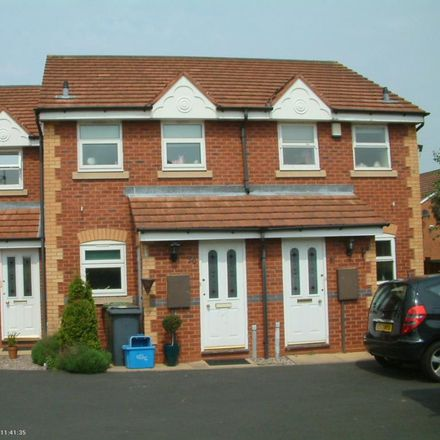 Rent this 2 bed house on Celandine in Tamworth B77 1BG, United Kingdom
