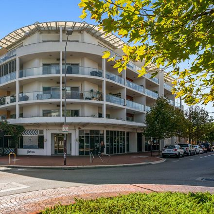 Rent this 2 bed apartment on 20/177 Stirling Street