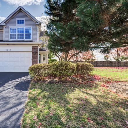 Rent this 3 bed townhouse on 3258 Cool Springs Ct in Naperville, IL