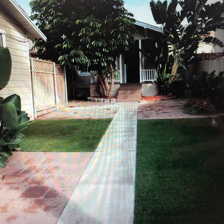 Rent this 1 bed room on 2029 Grand Avenue in San Diego, CA 92109