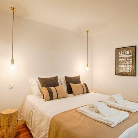 Rent this 0 bed apartment on Rua Luz Soriano 162;164 in 1200-249 Misericórdia, Portugal