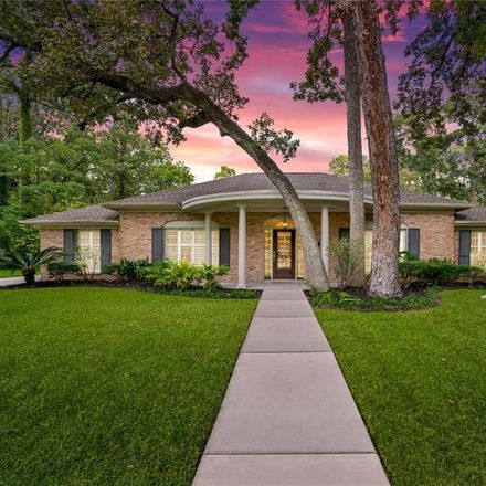 Rent this 4 bed house on 13510 Perthshire Road in Houston, TX 77079