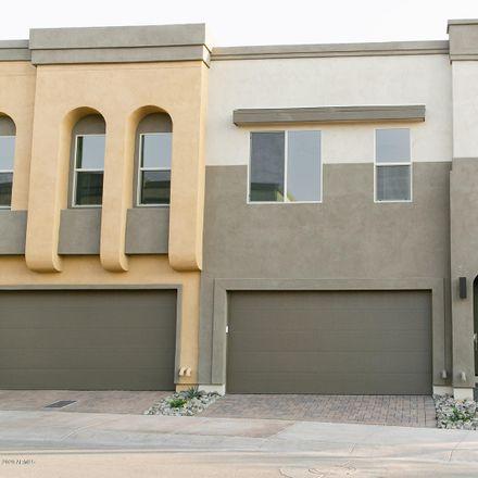 Rent this 3 bed townhouse on East Via de Luna Drive in Scottsdale, AZ 85255-3589